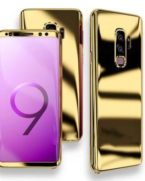 Arany 360 Tükör Tok Samsung Készülékhez
